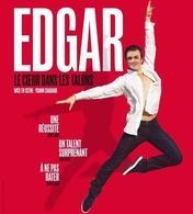 """Qui est Edgar? Découvrez le au Festival d'Avignon dans son spectacle """"Le coeur dans les talons"""""""
