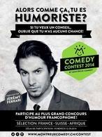 Appel au Talent : Montreux Comedy, parrainé par Jérémy Ferrari recherche ses nouveaux humoristes sur Casting.fr