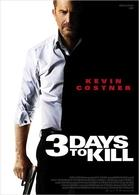 3 days to kill, action suspense et danger