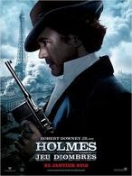 Sherlock Holmes 2 : Jeu d'ombres au cinéma le 25 janvier !