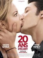 """Un film de David Moreau """"20 ans d'écart"""" avec Viginie Efira et Pierre Niney en exclu sur Casting.fr"""