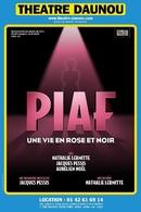 """Courez voir le spectacle de l'une des plus grandes voix """"Piaf, une vie en rose et noir"""""""