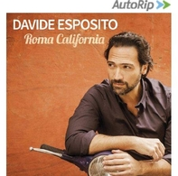 "Davide Esposito se produira à l'européen avec son nouvel album: ""Roma California"""