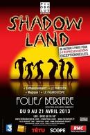Decouvrez « Shadowland » la derniere creation de la compagnie Pilobolus