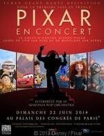 Disney Pixar: les plus beaux extraits de films dans un concert unique!