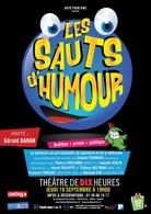 Casting.fr fait appel aux humoristes pour se produire sur scène dans le cadre: Des Sauts d'humour
