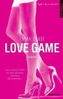 Love Game,le premier tome de la trilogie Tangled de Emma Chase