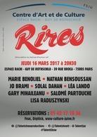 Le Talent Show revient avec Rires, vous êtes invité à assister à ce plateau d'humoristes sur Casting.fr
