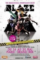 """""""Blaze the show"""" au Grand Rex, Casting.fr vous y emmène !"""
