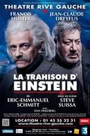 """""""La trahison d'Einstein"""": une comédie grave, intelligente et drôle"""