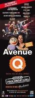 """Gagnez des places pour le spectacle """"Avenue Q"""" sur Casting.fr !"""