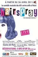 """La comédie musicale """"Hairspray"""" au Casino de Paris!"""