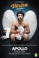 Vérino s'installe à l'Apollo Théâtre, et nous on adore !