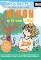 """""""Ninon au Royaume du Non"""" un spectacle pour enfant auquel il faut dire """"oui"""" !"""