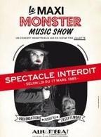 Maxi Monster Music Show : entrez dans un autre monde avec Casting.fr