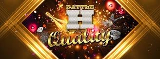 Un concours de danse hors du commun le 16 et 17 Janvier : H QUALITY