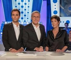 """""""On n'est pas couché"""", la célèbre émission... Vous aimeriez découvrir les coulisses du tournage? Alors on vous emmène sur le plateau de Laurent Ruquier !"""