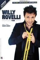 Willy Rovelli, vous attend à son spectacle à la Comédie de Paris
