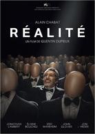 """Quentin Dupieux donne la réplique à Alain Chabat et Jonathan Lambert dans le film """"Réalité"""""""
