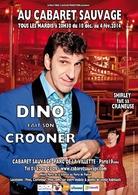 """""""Dino fait son crooner"""", le spectacle musical et théâtral qui nous raconte l'Italie"""