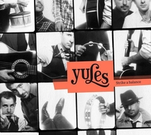 Yules en concert au théâtre Traversière samedi!