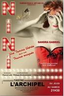 """""""Nini"""" une belle histoire dans la grande Histoire : celle d'un amour interdit avec l'occupant ! au théâtre de l'Archipel"""