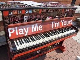 """Casting.fr partenaire de Marc Fichel sur """"Play Me I'm Yours"""" !"""