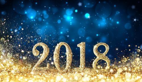 """Notre """"wish list"""" de bonnes résolutions2018 préparée avec amour !"""