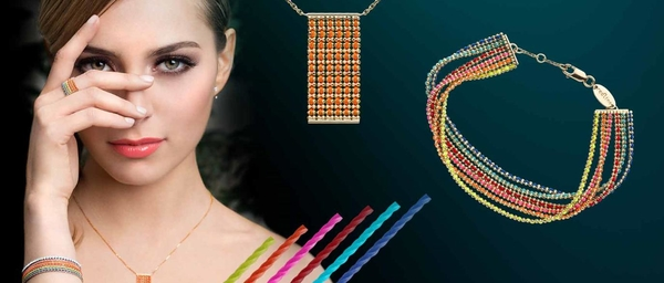 Découvrez l'interview de Laetitia Cohen, créatrice de Redline, marque de bijoux haute couture !
