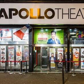 Directrice adjointe de l'Apollo Théâtre, Majda Delmas partage avec nous l'ampleur de son parcours