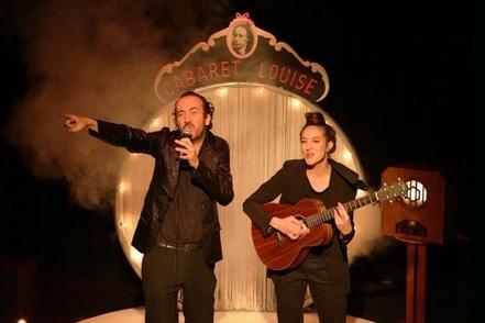 L'auteur et comédien Régis Vlachos nous livre les coulisses de son métier entre philosophies, écriture et interprétation, vous saurez tout de sa nouvelle pièce : Cabaret Louise,  une œuvre divertissante mais aussi historique !