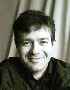 Stéphane Lainé, directeur de l'Ecole de théâtre l'Eponyme imaginée par son point de vue d'élève