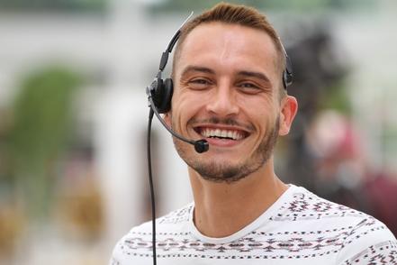 """Julien Gault, Chargé de casting de l'émission """" Le meilleur pâtissier """" nous parle de sa profession..."""