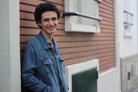 Le jeune Nathan Bensoussan coup de coeur du Talent Show !