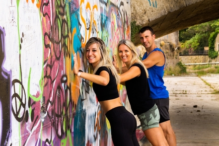 Youtubeuses Fitness, Annabel Bonnes et Fiona Baudon se livrent sur Casting.fr
