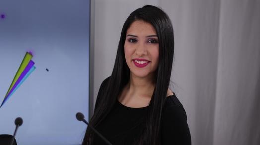 Anissa Boutelaa, chroniqueuse et animatrice télé a réussi le casting Voltage et sera chroniqueuse dans la nouvelle émission de Jordan de Luxe dès lundi 4 septembre