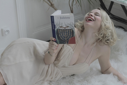 Judith Margolin, une humoriste qui a crée un solo qui lui ressemble