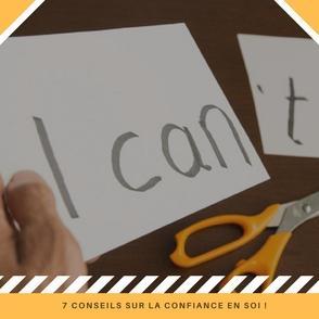 L'équipe Casting.fr vous donne 7 conseils sur la confiance en soi, de quoi bien réussir cette rentrée !