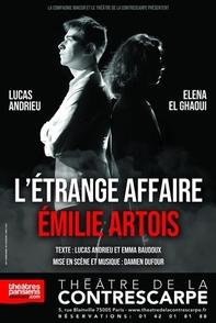 """Lucas Andrieu """"Continuer à croire en ses rêves et être persévérant"""", c'est essentiel pour être auteur!"""