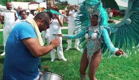 Les Danseuses d'Or Samba Divines Carnaval brésilien Batucada Danseuses brésiliennes