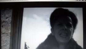 """extrait du court-métrage """"le reflet d'un tourment""""  de Fernanda de Boer"""