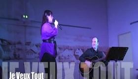 """Live """"Je Veux Tout"""" - Cover DREAMS"""
