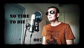 No Time To Die - Billie Eilish (cover)