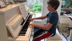 Evans piano skyfall