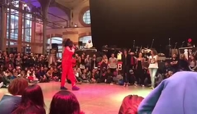 Démo jury Battle Salsa Hip Hop (Paris 104)