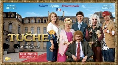 """Recherche 2 comédiens hommes 30 à 50 ans pour tournage film """"Les Tuche 4"""""""