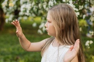 Casting enfant fille entre 8 et 12 ans pour shooting photo et vidéo