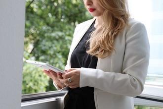 Recherche hôtesse d'accueil bilingue anglais