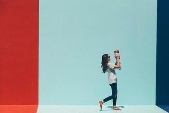 Recherche jeune maman 30 à 35 ans pour prise de vue