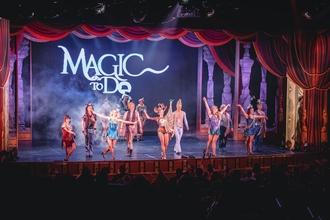 Recherches comédiens chanteurs danseurs entre 35 et 50 ans pour spectacle Folies Bergères
